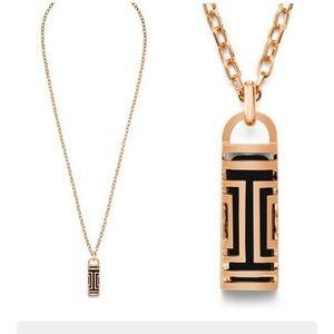 Tory Burch Fitbit Flex necklace